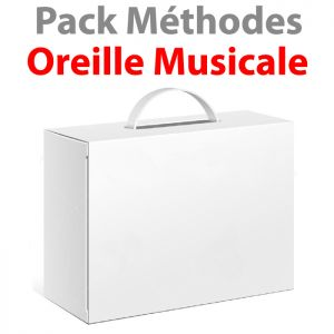 Pack Oreille Musicale