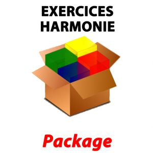 Pack Exercices Harmonie